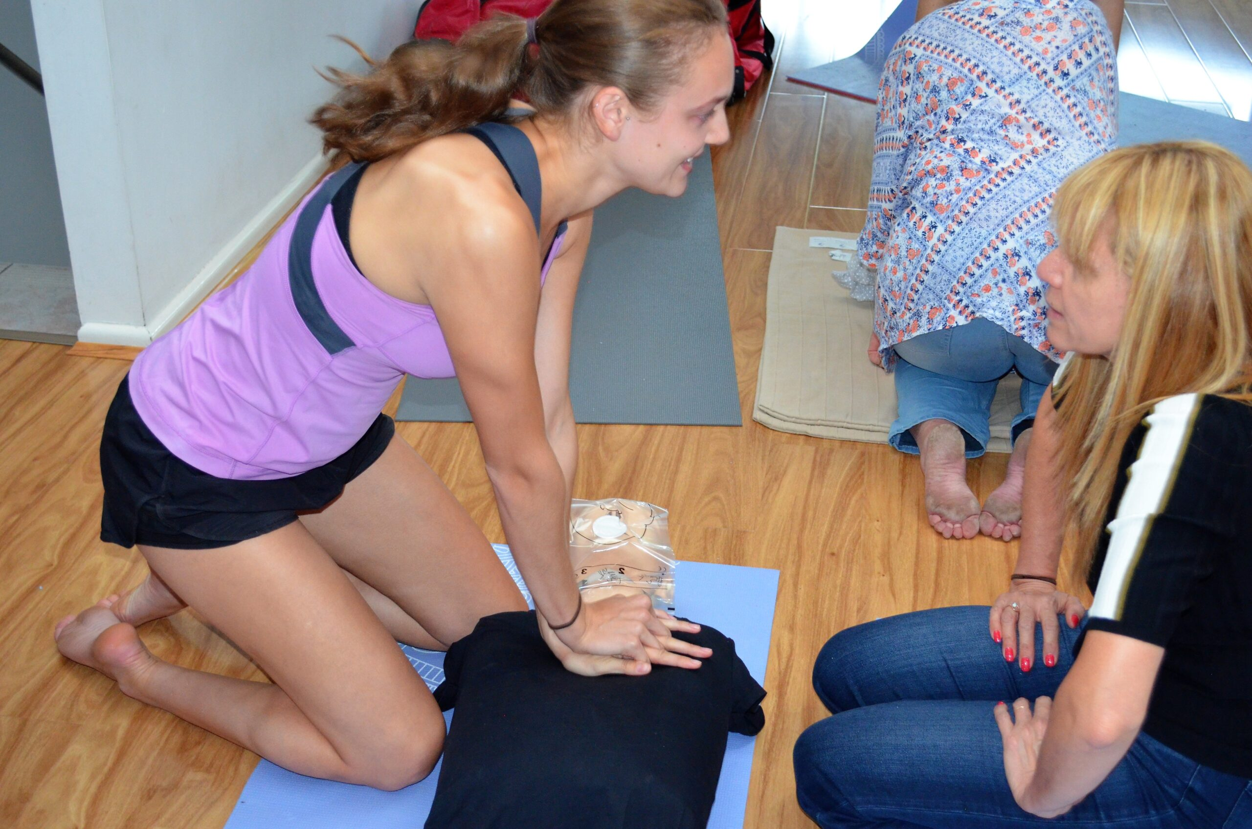 CPR Only Training Course