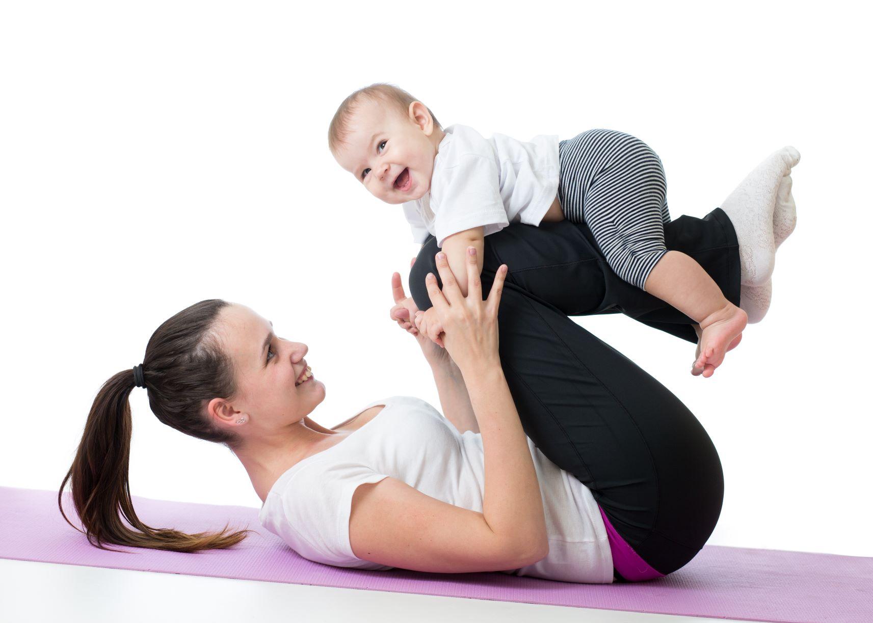 Mums n Bubs Yoga Teaching